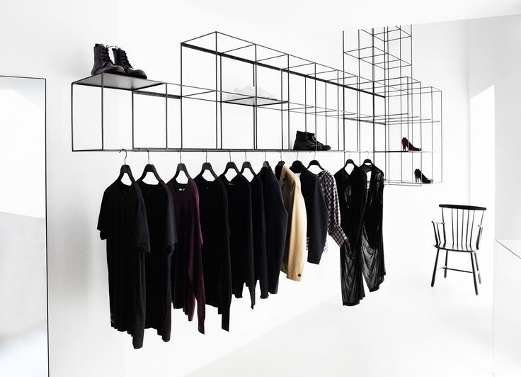 V Ave S R Concept Store by Guise | http://www.yellowtrace.com.au/thin-black-lines-revisited/