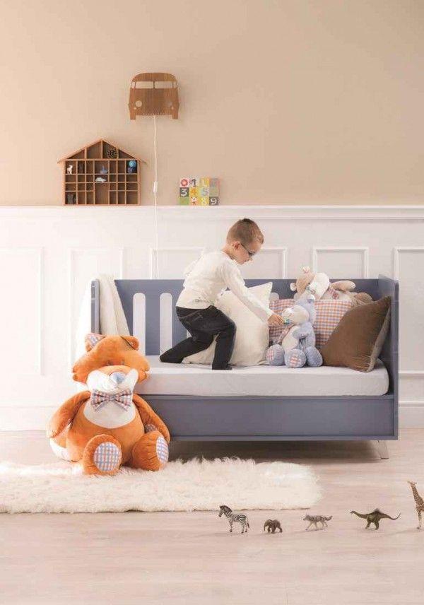 Cuna convertible de Noukies y más muebles bonitos