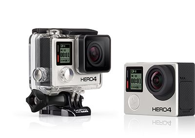 HERO4 Black - Features 4K30, 2.7K50 and 1080p120 video, 12MP photos up to 30 frames per second, built-in Wi-Fi and Bluetooth®, and Protune™ for photos and video. Waterproof to 131' (40m). Watch tutorial here: https://www.youtube.com/watch?v=_rcDPF14sr0&list=PLXPbG7bw3k6P-vNgn3sSgE_lLgAqVCj65
