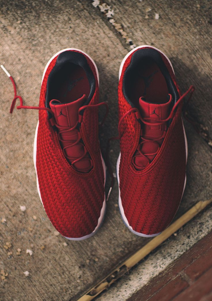 Never been a fan of Jordan's, but I want these! AIR JORDAN FUTURE LOW