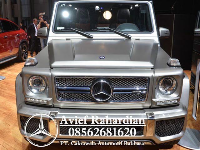 Harga Terbaru Mercedes Benz | Dealer Mercedes Benz Jakarta: Harga Mercedes Benz G 63 AMG tahun 2017