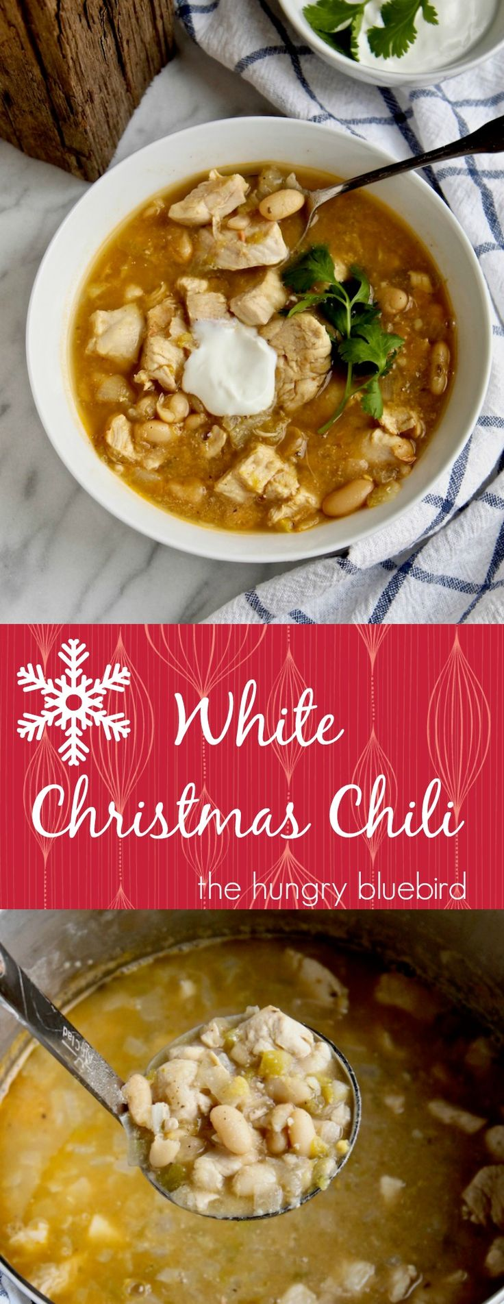 Chicken Chili with White Beans