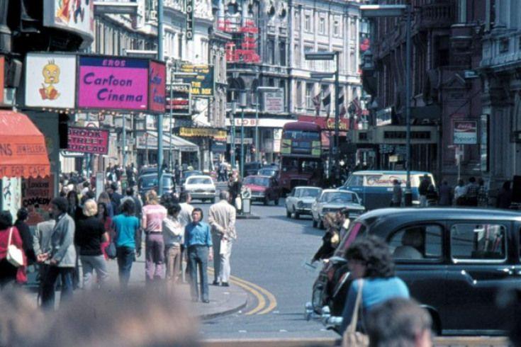 London In 1973 | Londonist