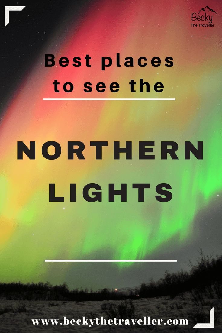 Are the Northern Lights on your bucket list? But where is the best place to see the Northern Lights? I've asked some of my intrepid adventures where they think the best place to see the northern lights is. Read more to find out where the best places are in Sweden, Iceland, Norway, Finland, Canada and Alaska | Northern Lights | Aurora Borealis | Northern Lights Sweden | Northern Lights Norway | Northern Lights Finland | Northern Lights Iceland | Northern Lights Canada | Northern Lights Alaska