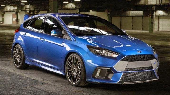 Ford Focus RS 2015 » Los Mejores Autos
