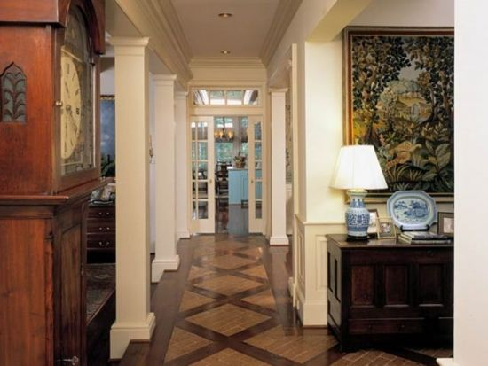 Floor Ideas On Pinterest Floor Design Hallways And Entry Ways