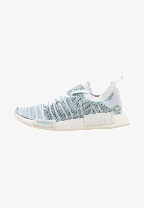 buy popular 43d58 deaed NMD R1 PARLEY - Matalavartiset tennarit - core black blue green    Zalando.fi 🛒   Sneakers   Adidas sneakers,Nmd ja Adidas originals