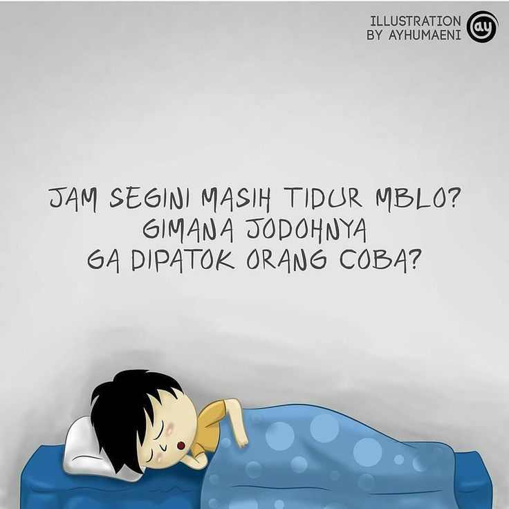 Bangun Mbloo cari Jodoh Sana...!  . By Kak @ayhumaeni