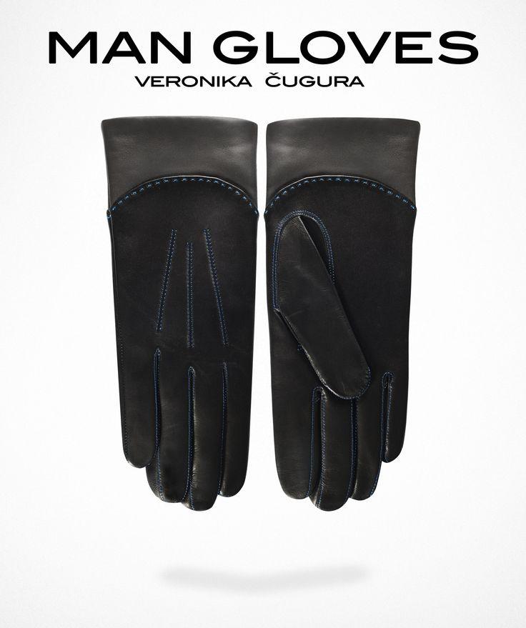 Man Gloves N°7 - Veronika Cugura Accessories