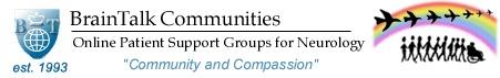 Welcome to Braintalk Communities Inc Huntington's Disease Forum