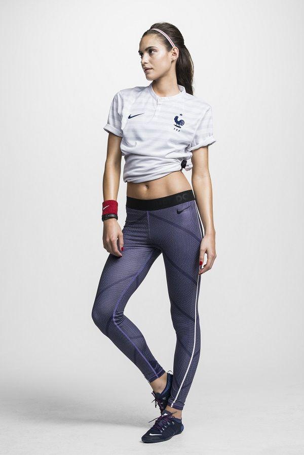 La panoplie Nike de la supportrice française pour la Coupe du Monde!