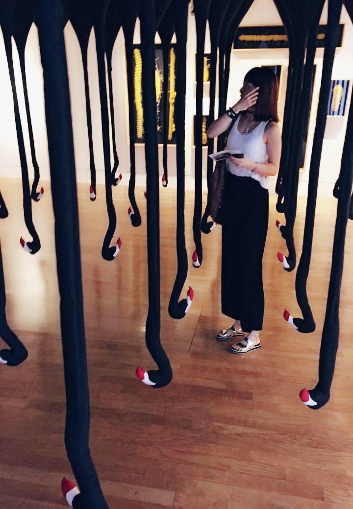 Henrik Vibskov's exhibition in seoul Art& Life