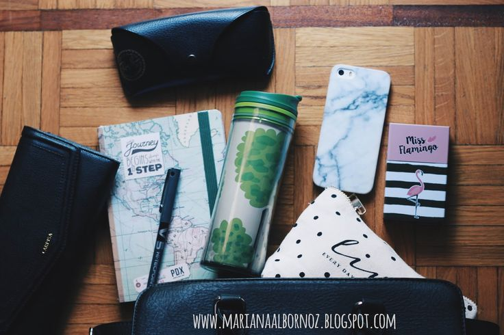 Mariana Albornoz: What's in my bag?