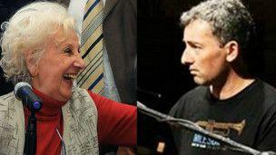 La historia científica detrás del encuentro de Estela Carlotto con su nieto Guido - BBC Mundo - Noticias