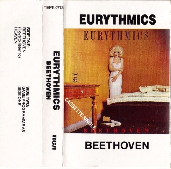 The Ultimate Eurythmics Website For Fans Of Dave Stewart And Annie Lennox - eubeethovenausmc1