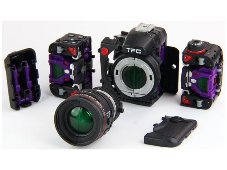 TFC Photron - Third Party Transforming Toys & Accessories TFC Toys