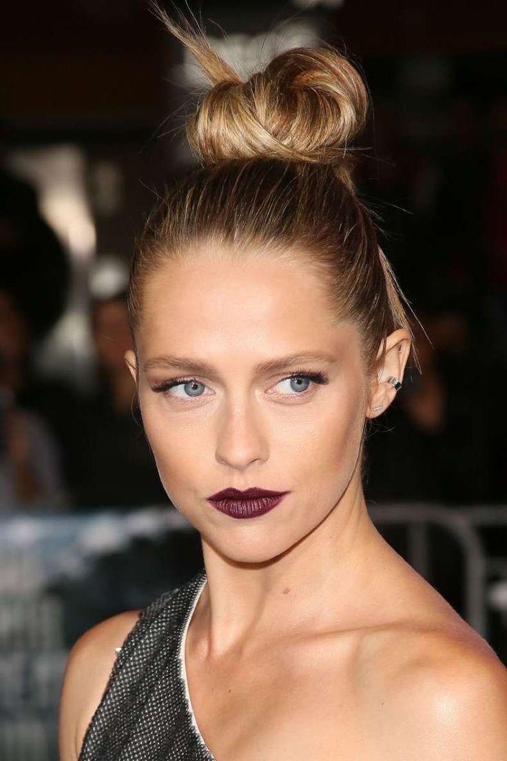 Tendencia De Maquillaje Invernal: Labios Oscuros | Cut & Paste – Blog de Moda