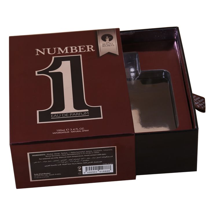 Drawer Style Perfume Rigid Gift Boxes