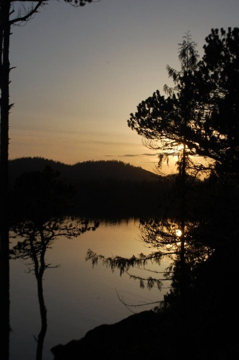 Vancouver Island- sunset