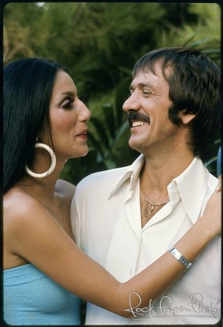 Sonny & Cher.....you never know what you had till it's gone.  She became his greatest critic, until he was dead--then his greatest champion (her elegy for him.) Sigh.