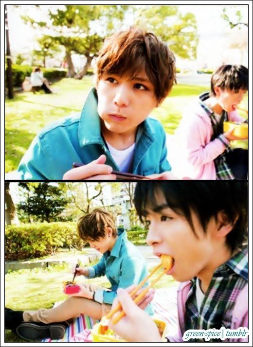 Yamada Ryosuke + Chinen Yuri