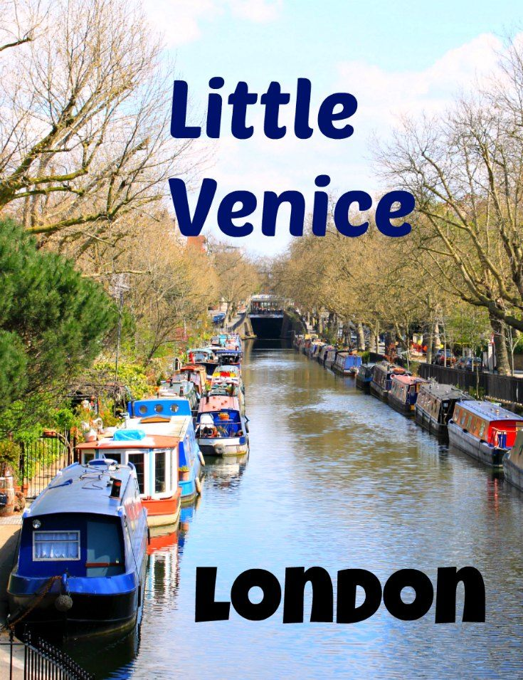 Little Venice, London: living on the canals Because I've seen those boats in movies and want to see them in real life!