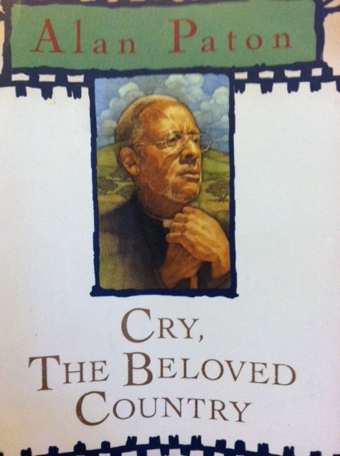 cry beloved country essay Critically discuss the role played by fear in the novel, cry the beloved country in other words, what does fear seek to portray/show in the novel.