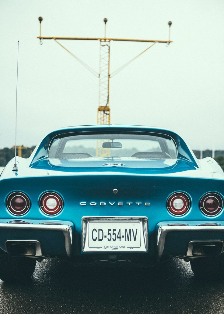 '71 Corvette Stingray by Laurent Nivalle for Petrolicious. (via A '71 Corvette Stingray LS6 in France Is an Unexpected Surprise ...