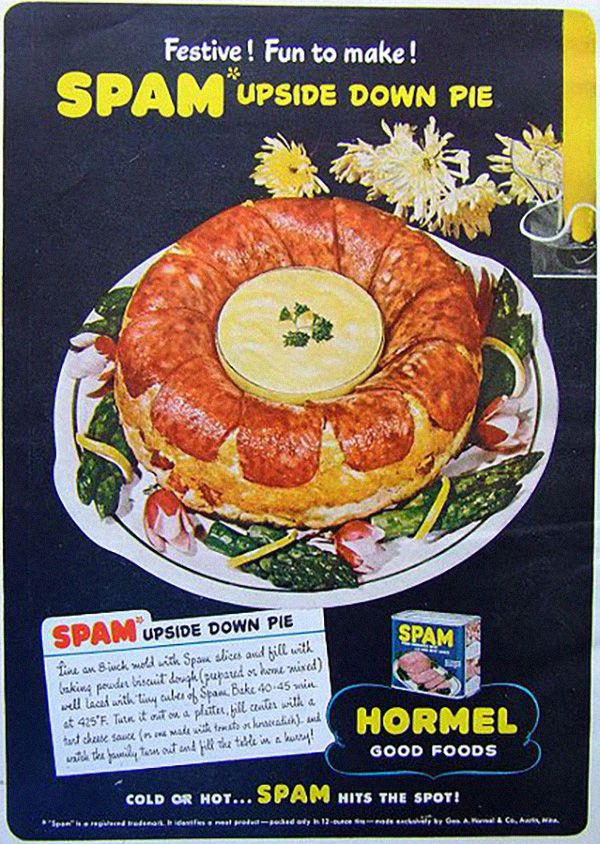 MeTV Network | 14 horrifying, baffling foods from vintage ads