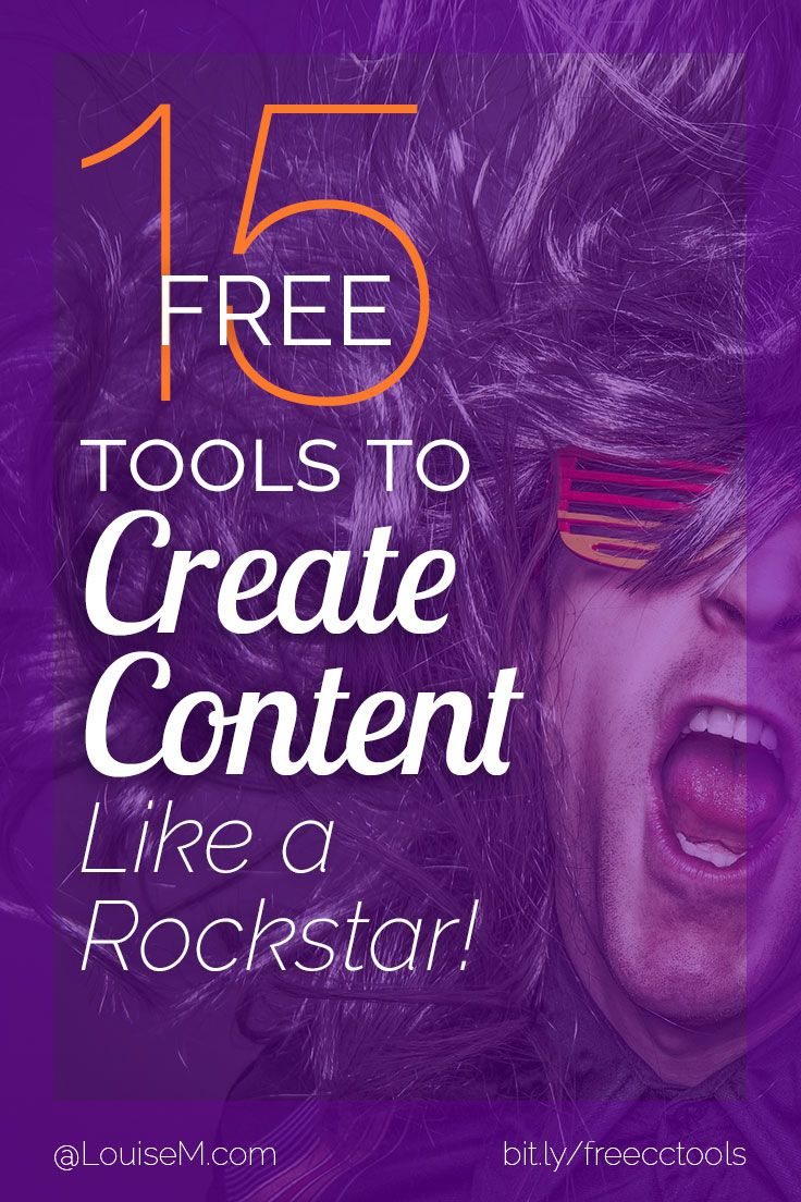 Marketing tips for small business: Need free content creation tools? If your content marketing budget is tight, these 15 free tools will help. Click to blog to learn how to make PDFs, graphics, infographics, videos and slide shows – for FREE!