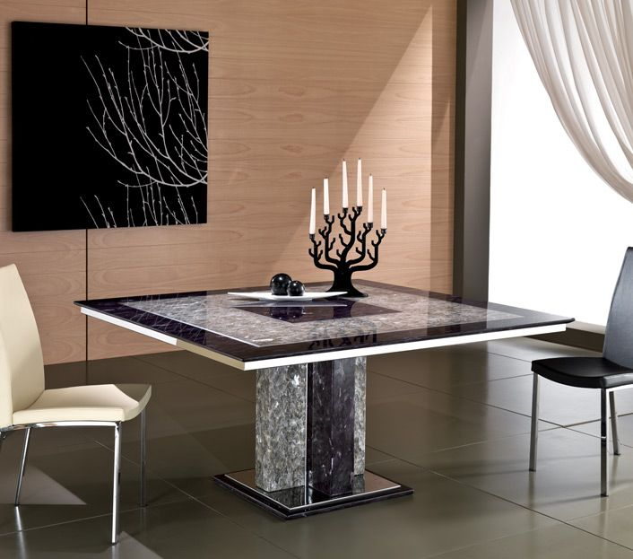 most expensive glass dining table tables luxury room furniture italy square kitchen