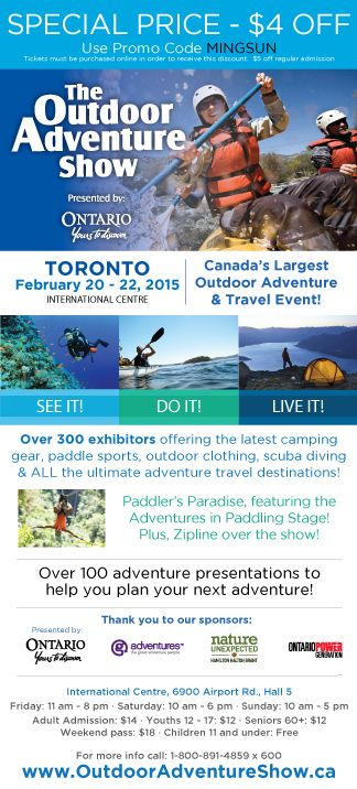 Come to #OASToronto! I'll be speaking on Sunday, Feb 22nd at 3pm.