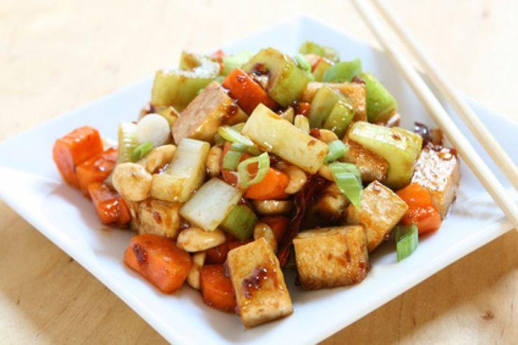 Chili von Tofu auch für #Veganer ein tolles Rezept.