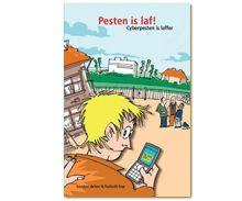 Pesten is Laf! (Cyberpesten is laffer) - Auteurs: Bamber Delver & Liesbeth Hop Bedoeld voor: professionals (po en vo onderwijs, bibliotheek/mediatheek, politie, justitie, jeugdzorg en jeugdhulpverlening, ouders) Inhoud: boek over cyberpesten. Hoe ziet het cyberpesten eruit? Is online pesten anders dan het offline pesten? Interviews met slachtoffers en daders, klas- en leeftijdsgenoten, ouders en docenten. Succesverhalen van scholen met een anti-cyberpest protocol en media-afspraken.