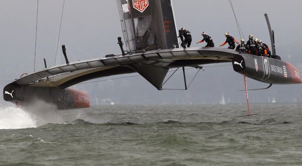 Coupe de l'America: Oracle Team USA