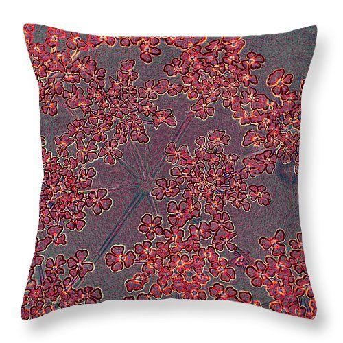 Neon flower red  #pillow #pillows #prettypillow #fashionpillow #designpillow #trendypillow #throwpillows