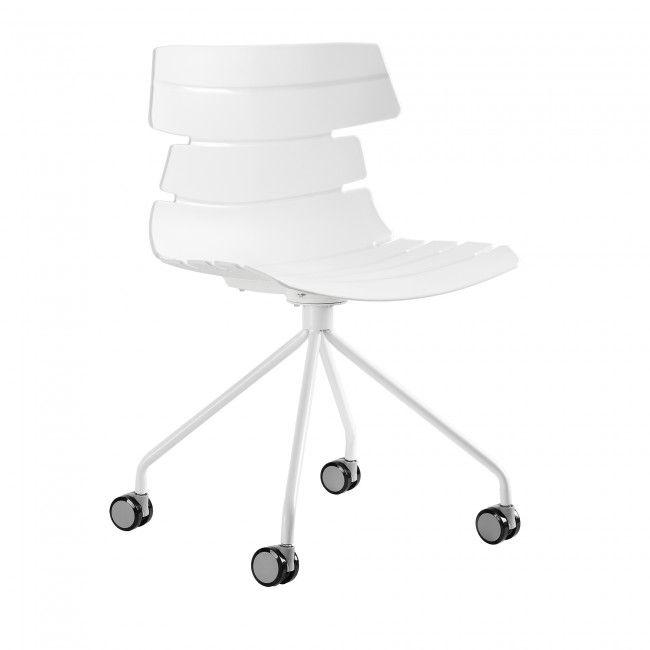 Schreibtischstuhl weiß  Die besten 25+ Bürostuhl weiß Ideen auf Pinterest | Eames ...