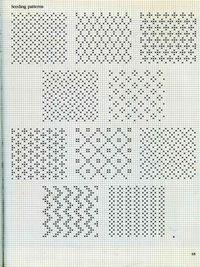 Seeding Patterns