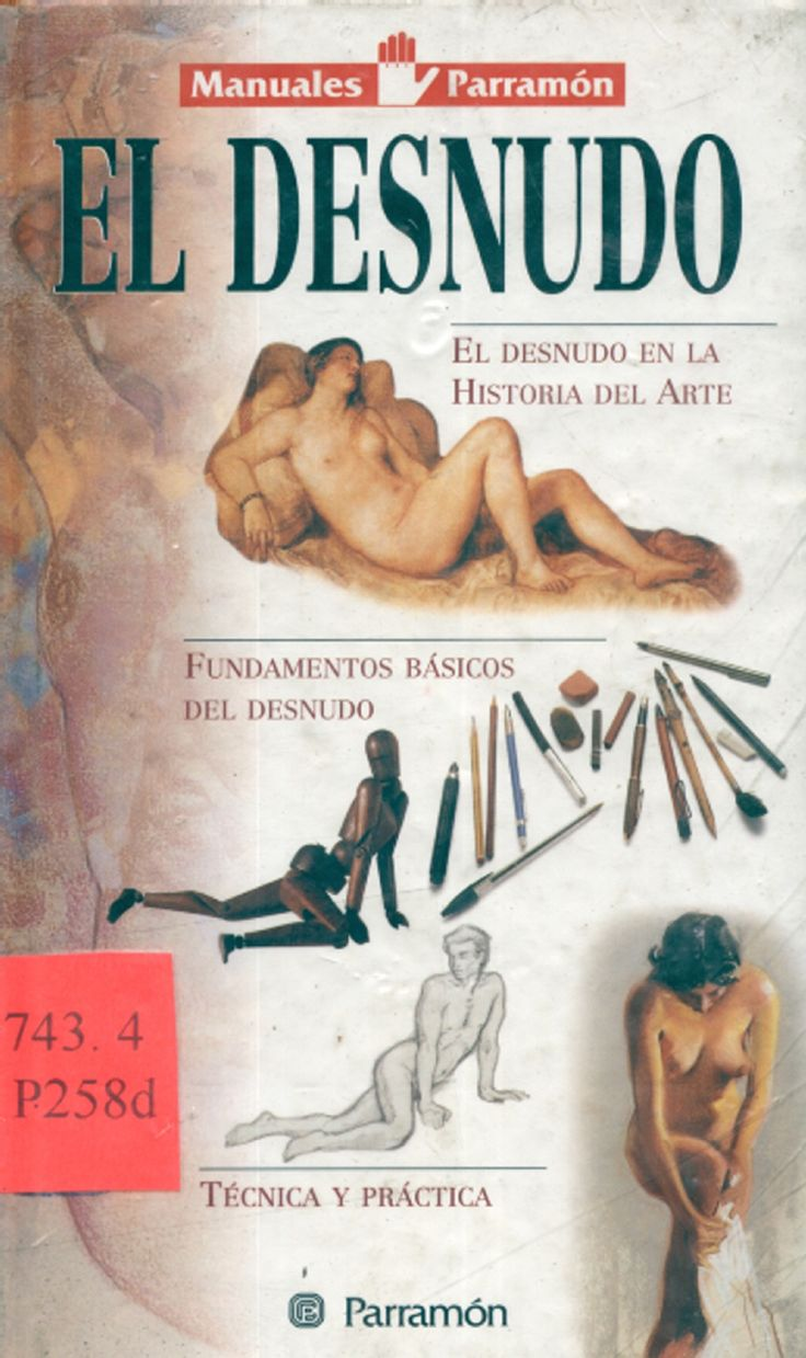 Parramon - El Desnudo                                                                                                                                                                                 Más