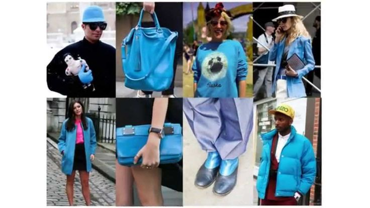 Fashion Trend Analysis: Top 10 Color Womenswear S/S 2016