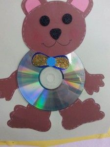 cd bear craft