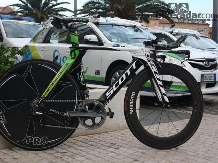 Scott Plasma 3 TT /by BikeRadar #TT #bicycle