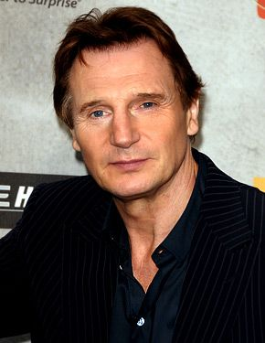 Liam Neeson...gets even better with age