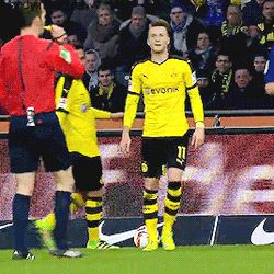 BVB-Hertha Marco Reus