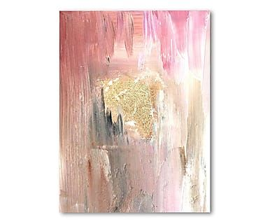 Leinwandbild Heart Of Gold