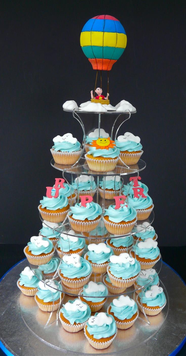 25 Best Ideas About Balloon Cupcakes On Pinterest