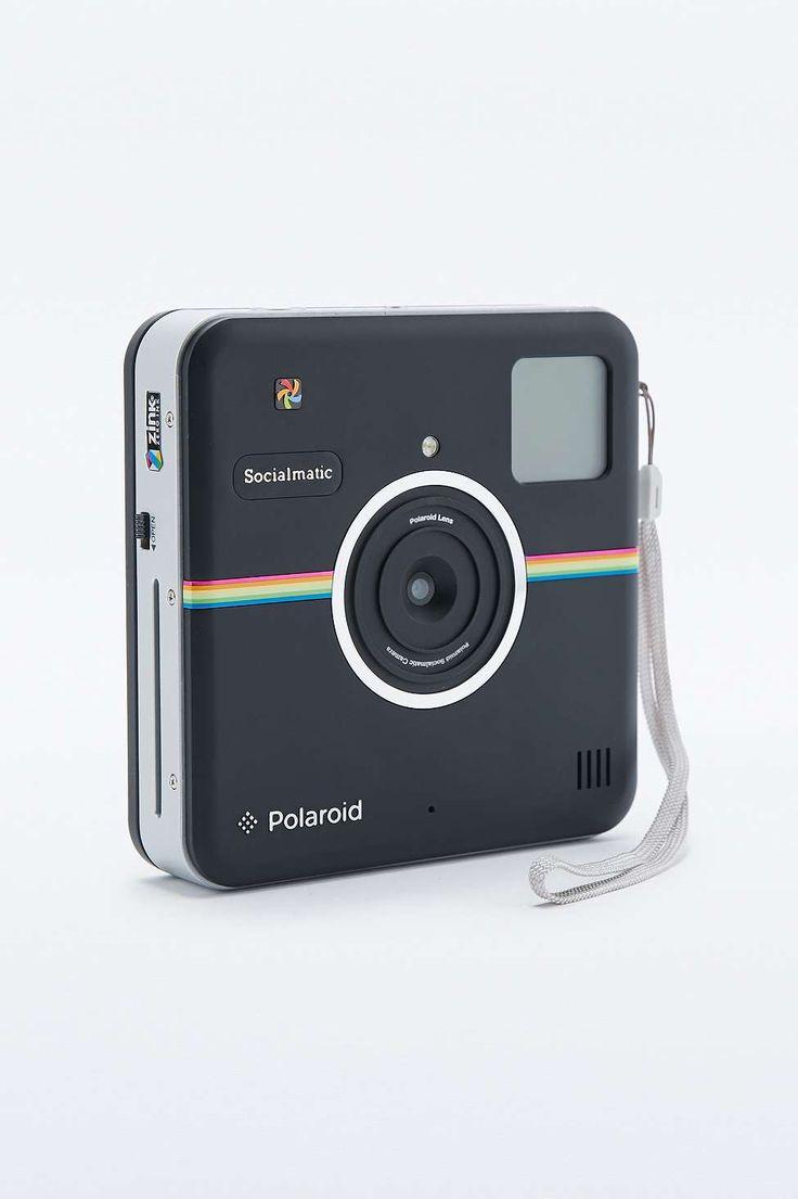 57 besten gadgets bilder auf pinterest produktdesign produkte und gadgets - Beste polaroid kamera ...