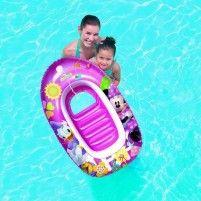 Raft Bestway Minnie/Daisy - nafukovací, dětský, 112 x 74 cm
