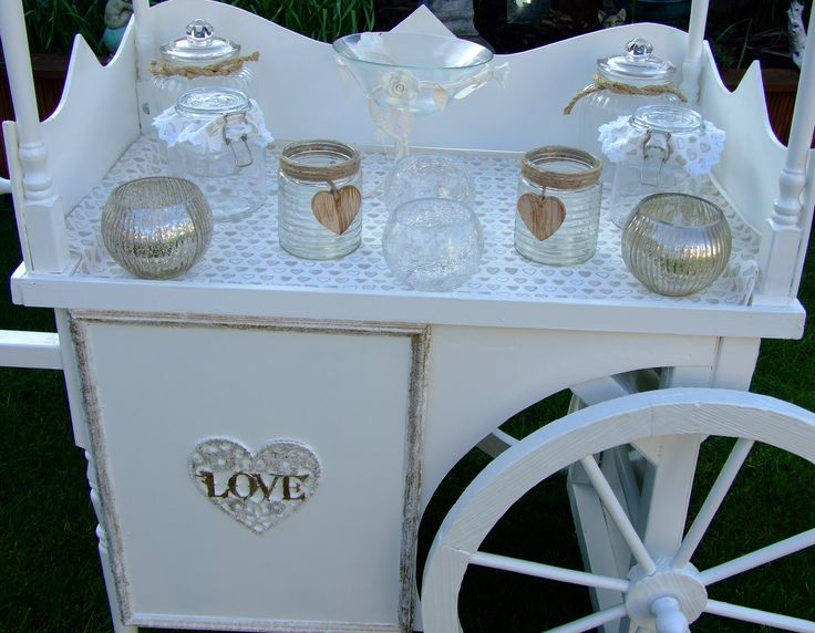 Our sweet cart for Hire