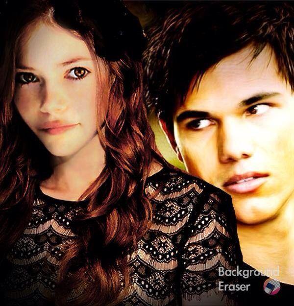 Jacob and Renesmee, The Twilight Saga Rising Sun Wattpad:- http://w.tt/1tjnLUo